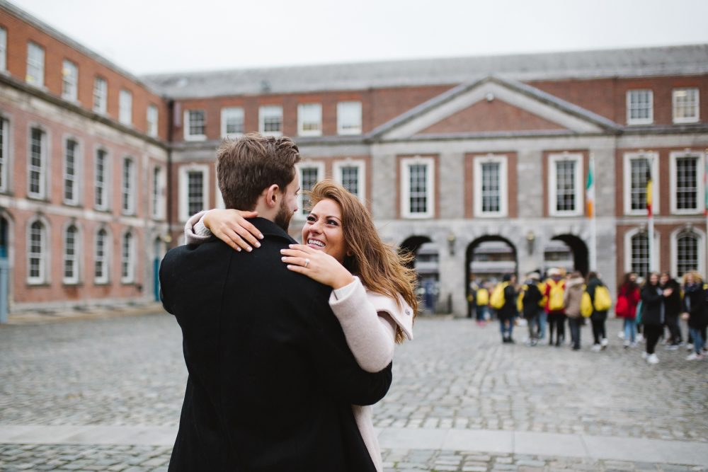 Proposal Photographer in Dublin